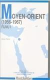 Karen Perrin - Moyen-Orient (1956-1967). - FUNU I.
