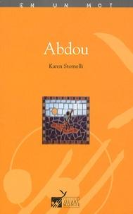 Karen Stornelli - Abdou.