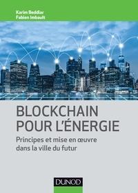 Karim Beddiar et Fabien Imbault - Blockchain pour l'énergie.