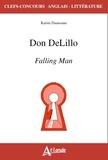 Karim Daanoune - Don DeLillo - Falling Man.