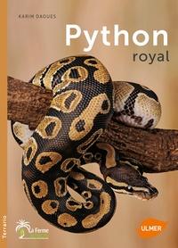 Karim Daoues - Python royal.