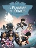 Karim Friha - La flamme et l'orage Tome 1 : La ville pétrifiée.