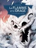 Karim Friha - La flamme et l'orage Tome 3 : Le vent de la révolte.