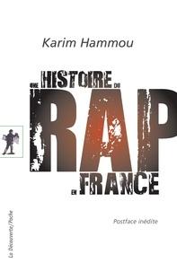 Une histoire du rap en France - Karim Hammou pdf epub