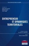 Karim Messeghem et Marion Polge - Entrepreneur et dynamiques territoriales - Mélanges en l'honneur de Colette Fourcade.