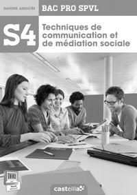 Deedr.fr Techniques de communication et médiation sociale Bac Pro SPVL S4 - Livre du professeur Image