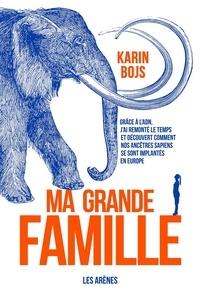 Ma grande famille - Karin Bojs pdf epub
