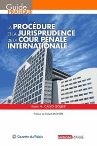Histoiresdenlire.be La procédure et la jurisprudence de la cour pénale internationale Image