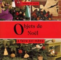 Objets de Noël à faire soi-même - Karin Hossack |