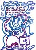 Karin Huet - Les lucubrations de la cucurbite à Markus.