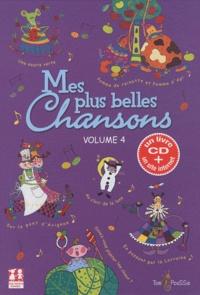 Karin Schepping - Mes plus belles chansons - Volume 4. 1 CD audio