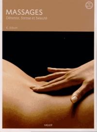 Karin Schutt - Massages - Détente, forme et beauté.