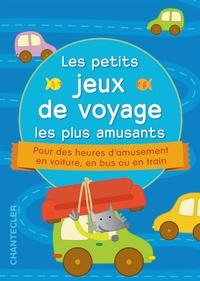 Karin Van den Hende - Les petits jeux de voyage les plus amusants.