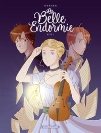 Karina - La Belle Endormie - Tome 1.