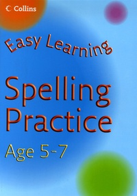 Karina Law - Easy Learning Spelling Practice Age 5-7.