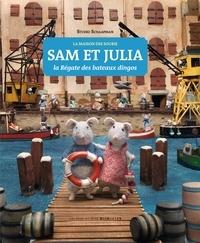 Karina Schaapman - Sam et Julia, la Régate des bateaux dingos.
