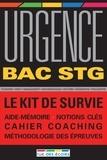 Karine Adam et Stéphane Ernet - Urgence Bac STG.