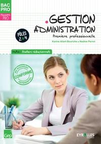 Gestion Administration 1e Bac Pro - Pôles 2 & 4.pdf
