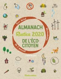 Karine Balzeau - Almanach Rustica 2020 de l'écocitoyen.