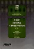 Karine Baud et Anne Camdessanché - Chimie, biochimie, sciences du vivant 1re STL.