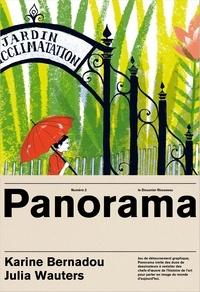 Karine Bernadou et Julia Wauters - Panorama numéro 2 le Douanier Rousseau.