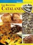 Karine Bonnaves-Aguillaume et Betty Jalbaud - Les recettes catalanes.