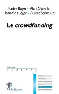 Karine Boyer et Alain Chevalier - Le crowdfunding.
