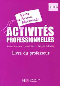 Galabria.be Activités professionnelles BEP Vente action marchande - Livre du professeur Image