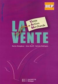 Karine Brangbour et Anne Rover - La vente BEP Vente Action Marchande.