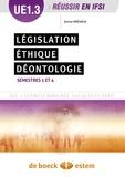 Karine Bréhaux - Législation, éthique, déontologie - UE 1.3 S.1 et S.4.