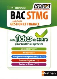 Karine Charlier et Karim Djeffal - Gestion et finance 1re-Tle STMG - Mes fiches de cours.