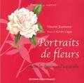 Karine Ciupa - Portraits de fleurs - Pour le dessin et l'aquarelle.