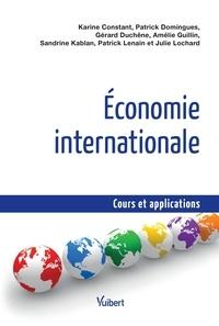Economie internationale - Karine Constant |