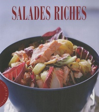 Karine Descamps - Salades riches.