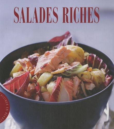Karine Descamps - Salades riches.