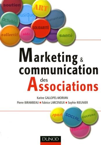 Karine Gallopel-Morvan et Pierre Birambeau - Marketing et communication des associations.