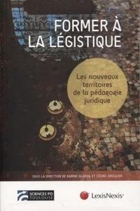 Goodtastepolice.fr Former à la légistique - Les nouveaux territoires de la pédagogie juridique Image