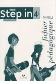 Karine Goyer - Anglais 4e Let's step in - Fichier pédagogique.