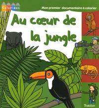 Karine Harel et Claire Brenier - Au coeur de la jungle.