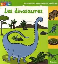 Karine Harel et  Pielle - Les dinosaures.