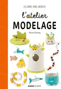Karine Lémery - L'atelier modelage.