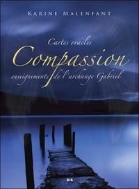 Karine Malenfant - Compassion, enseignements de l'archange Gabriel - Cartes oracles.