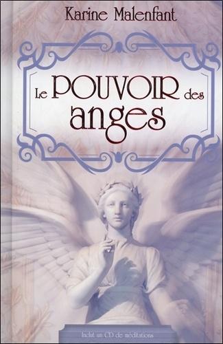 Le pouvoir des anges  avec 1 CD audio