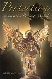 Karine Malenfant - Protection - Enseignement de l'archange Michaël.
