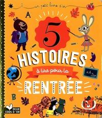 Karine-Marie Amiot - 5 Histoires à lire pour la rentrée.