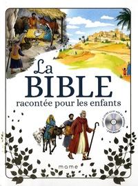 Karine-Marie Amiot et François Campagnac - La bible racontée pour les enfants. 1 CD audio