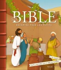 La Bible racontée pour les petits - Karine-Marie Amiot | Showmesound.org