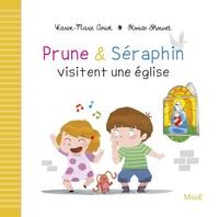 Karine-Marie Amiot et Florian Thouret - Prune & Séraphin visitent une église.