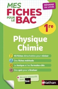 Karine Marteau-Bazouni - Physique Chimie 1re.