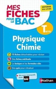 Karine Marteau-Bazouni - Physique Chimie Tle.